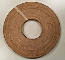 "Red Oak 7/8"" x 500' non glued edge banding"