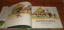 Dinotopia, Land Apart Time, James Gurney (Turner Publishing 1992) HC/1st Edition