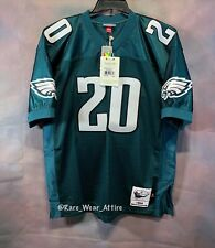 Philadelphia Eagles Mitchel and Ness 2004 Brian Dawkins Jersey 48 Nfl Authentic