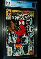 THE AMAZING SPIDER-MAN #385 1994 Marvel Comics CGC 9.4 NM