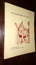 EN PARCOURANT LE CANTAL - P. Lapadu-Hargues - Auvergne