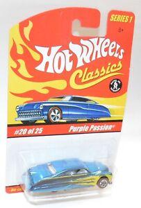 Hot Wheels Classics Selections Camaro Mustang Chevelle Dodge Corvette Mini VW