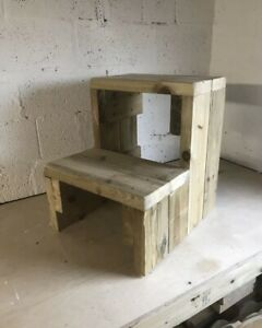 Horse Mounting Block mounting Steps Equine
