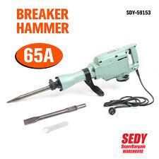 Heavy Duty Demolition Jack Hammer Commercial Jackhammer Grade Concrete