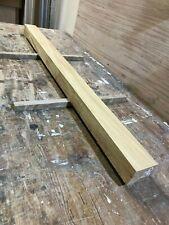 Iroko Board Hardwood Timber Crafts Joinery Off Cut DIY Planed *95