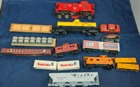 HO 027 N O SCALE, Vintage MIXED LOT OF 15 for REPAIR AMEICAN FLYER TYCO PROTO