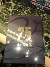 Livre Disneyland Paris De A à Z Spécial 25 Ans Neuf texte français et anglais