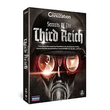 SECRETS OF THE THIRD REICH NAZI DISCOVERY DOCUMENTARIES COLLECTION NEW 2 DVD R4