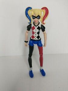 "DC Super Hero Girls 6"" Harley Quinn Action Figure"