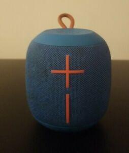 Ultimate Ears WONDERBOOM Waterproof Bluetooth Speaker - Blue