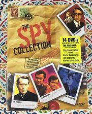 The Spy Collection: The Persuaders/The Prisoner/The Champions/The Protectors...