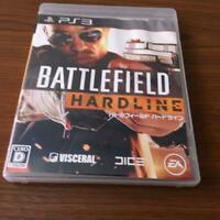 PS3 Battlefield Hardline 21830 Japanese ver from Japan