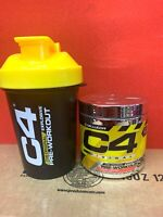 Cellucor C4 ID Series 30 Servings Pre Workout Cherry Limeade + FREE SHAKER CUP