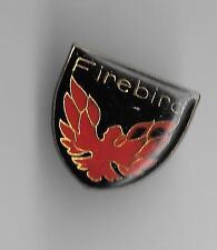 Vintage Pontiac Firebird old enamel pin