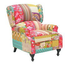 Ohrensessel ikea bunt  Sessel mit Patchwork-Muster | eBay