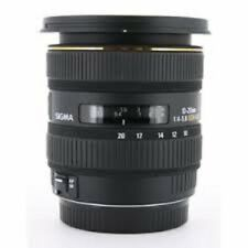 SIGMA Wide-Angle Zoom Lens 10-20mm F3.5 EX DC HSM APS-C for SIGMA EMS w/Tracking