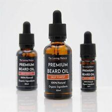 Legno di Cedro & Vetiver barba olio-Premium, Vegan, tutto Naturale e Organico Olio Barba