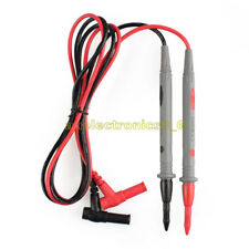 1X Digital Multimeter Probe Test Leads Pin Tester Probe Wire Pen Cable 1000V 20A
