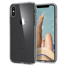 iPhone XS/X, XS MAX | Ciel [Cecile] Clear Pattern Protective Hybrid Cover Case