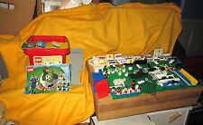 Mix Soccer Set Legos 23 Mini Figures Not Complete Very Good Condition