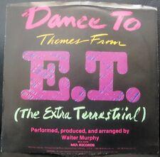 "Walter Murphy - THEMES FROM E.T. - Vinyl 7"" Single [Recall Version] - NM [1982]"