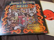 James Brown HELL 2 LP gatefold orig 1974 RARE pd29001!! polydor rare funk soul!!
