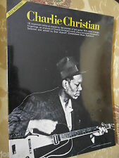 Methode Guitare Charlie Christian by Stan Ayeroff 1979,JAZZ MASTER CONSOLIDATED