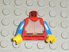 Buste LEGO Castle Minifig Torso 973p40 / Set 6080 6081 6085 1584 6086 6041 6060