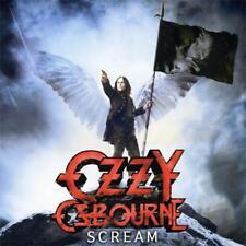 Ozzy Osbourne - Scream (CD Jewel Case)