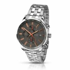 Sekonda Quartz (Automatic) Silver Strap Wristwatches