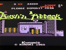 Konami Rush'n Attack 1985 Aracde PCB