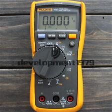 FLUKE 117C HAVC VoltAlert Backlight Multimeter Brand New