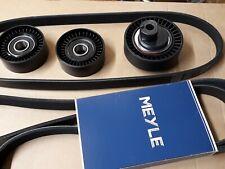 BMW DRIVE BELT PULLEY KIT E46 E39 E60 Z3 X3 X5 2.3 2.5 3.0 320 325 330 M52 M54