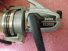 FT1 RARE vintage Daiwa RS2000 Spinning fishing reel near mint condition
