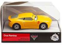 Disney Store Pixar Cars 3 Cruz Ramirez Die Cast Car