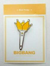 Big Bang Metal Badge KPOP Photo GD Top DaeSung SeungRi TaeYang Light Stick Goods