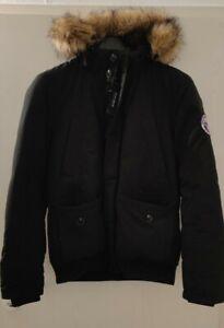 Tom Tailor Winterjacke mit Kunstfellkragen, Größe L, wenig getragen