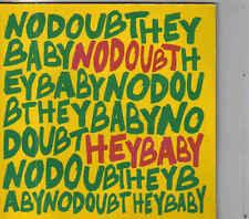 No Doubt-Hey Baby cd single