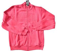 Unifarbene L Damen-Kapuzenpullover & -Sweats mit Reißverschluss