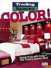 Trading Spaces: Color!, , Good Condition, Book