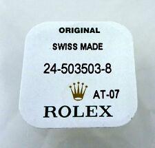 New Genuine Rolex Watch 1602 Cellini 18k Gold Crown 3.5mm Part 243 24-504504-8