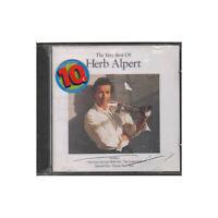 Herb Alpert CD the Very Best Of New Sealed 0082839716529