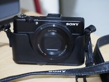 sony rx100 ii (BOXED WITH CASE) SUPERB