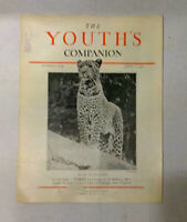 1926 The Youth's Companion Vintage Advertising Glostora P-G White Naphta Soap