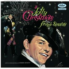 FRANK SINATRA - A JOLLY CHRISTMAS FROM (2014 REMASTERED) (LTD.EDT)  VINYL LP NEW