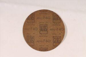 10 Sheet Sandpaper Sanding Discs 400 230mm Ø Round