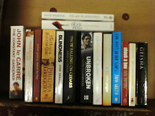 15 different Best seller books (turned into movies)