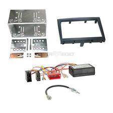 Porsche Boxster 987 04-08 2-DIN Autoradio Einbauset Canbus Adapter Radioblende