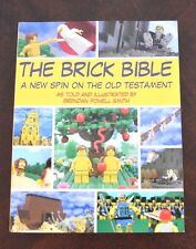 The Brick Bible:  A New Spin on the Old Testament Brendan Powell Smith LIKE NEW