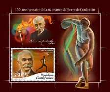 Central Africa 2018 Pierre de Coubertin Olympic Games  S201810